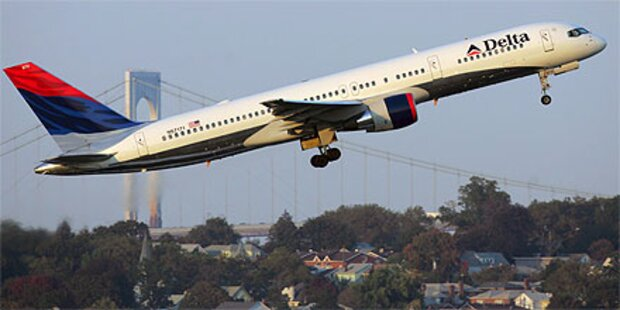 US-Passagierflugzeug in Mumbai notgelandet