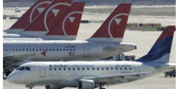 US-Fluglinien Delta und Northwest fusioniert