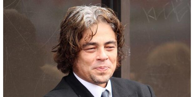 Geburtstagskind des Tages: Benicio del Toro