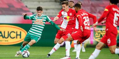 Yusuf Demir (Rapid) gegen Red Bull Salzburg
