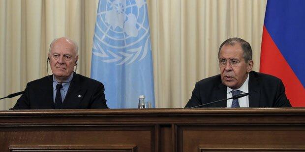 Neue Syrien-Gespräche in Wien