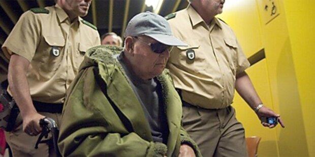 5 Jahre Haft für KZ-Wächter Demjanjuk