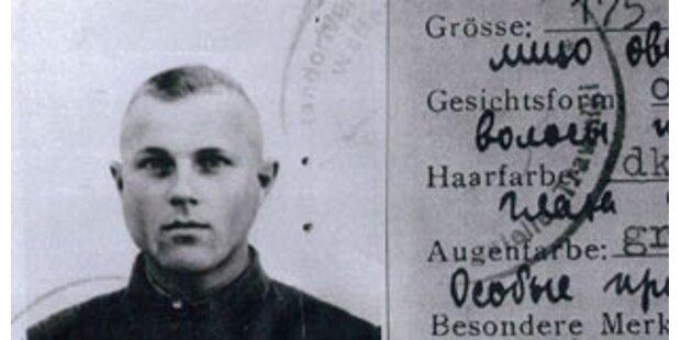Die zehn meistgesuchten NS-Verbrecher