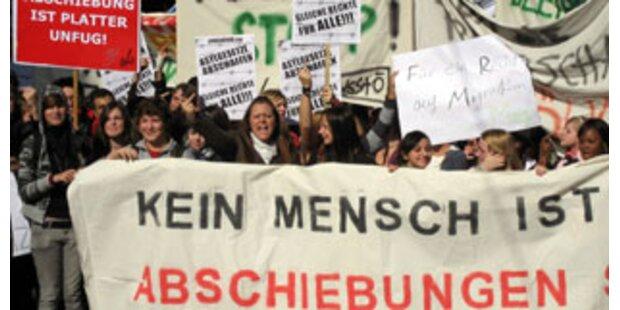 Zwei Anti-Platter-Demos in Wien und Linz