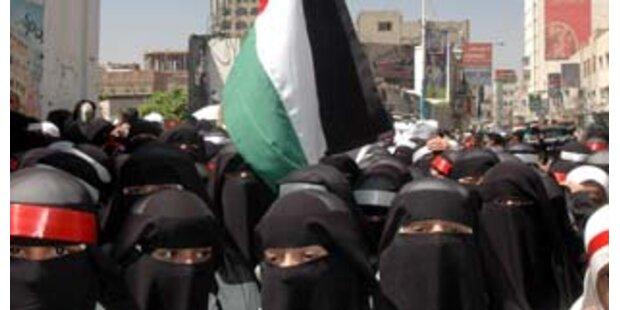 Polizei in Ägypten schlägt Demo gewaltsam nieder