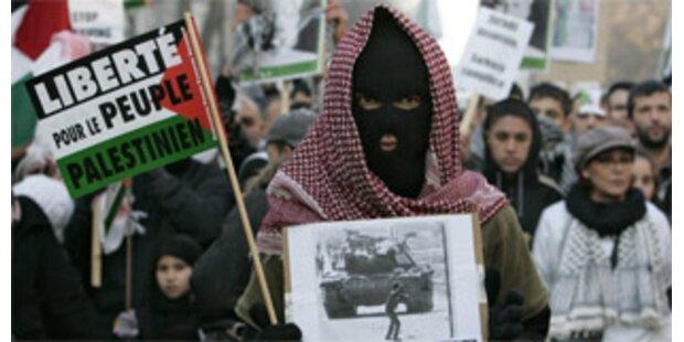 Weltweite Demos gegen israelische Militäraktion