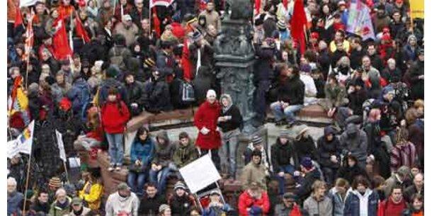 Gewerkschaft droht mit Protest