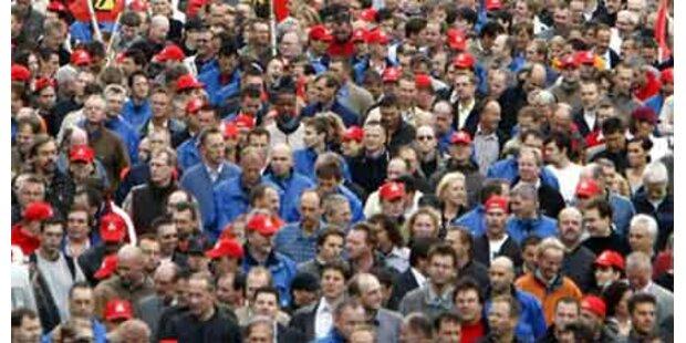 Gewerkschaft ruft zu Groß-Demo auf