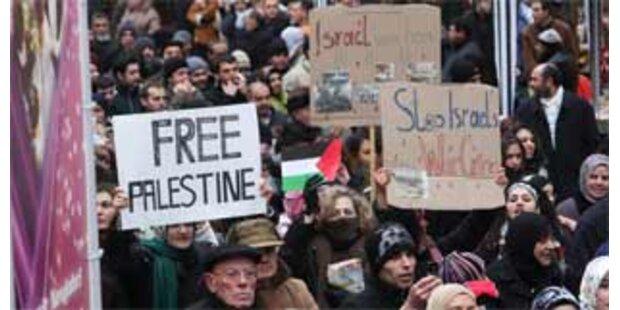 4.000 bei Anti-Israel-Demo in Bregenz