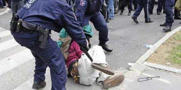 Freispruch für 1.-Mai-Demonstranten