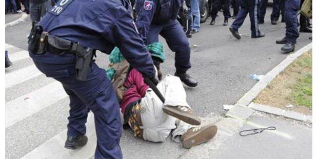 Beschwerden abgelehnt, Polizei entlastet
