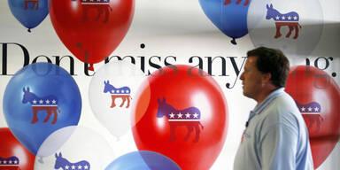 Parteitag der US-Demokraten beginnt