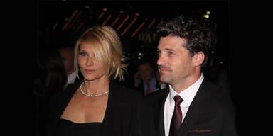 Patrick Dempsey wirbt mit Ehefrau