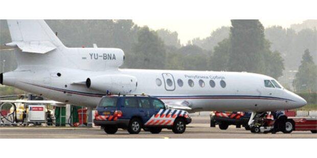 Karadzic nach Den Haag ausgeliefert