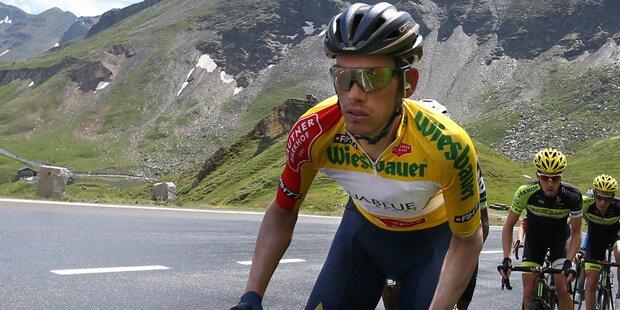 Denifl holte sich Gesamtsieg bei Österreich-Rundfahrt
