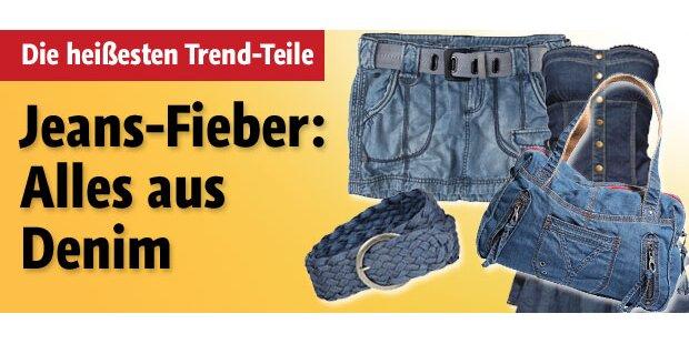 Fashion-Trend Jeans: Alles aus Denim!