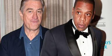 Robert De Niro, Jay-Z