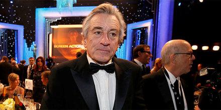Robert De Niro steht auf Sex mit Socken