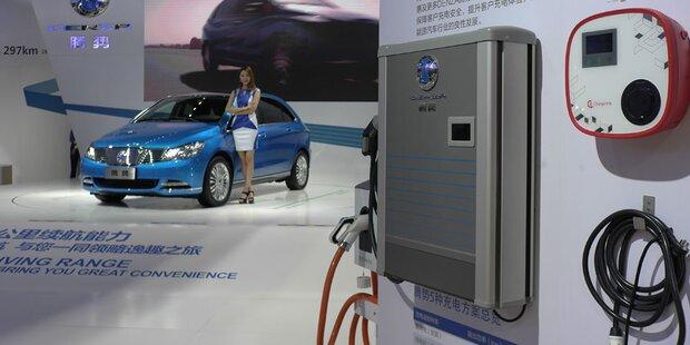China dürfte E-Auto-Quote verschieben
