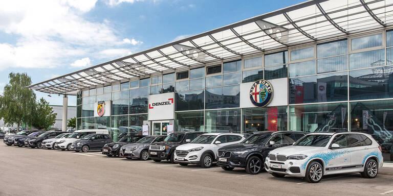Denzel baut neuen Flagship-Store in Wien