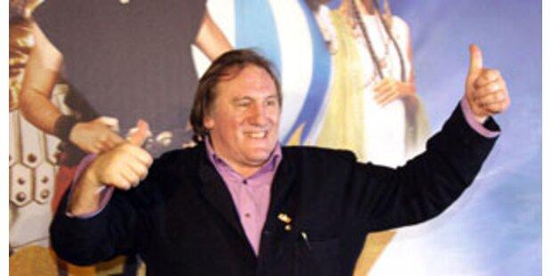 Depardieu wird wieder Obelix
