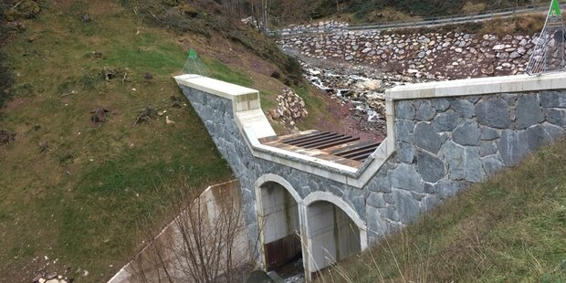 Deponieflächen im Pinzgau haben sich bewährt