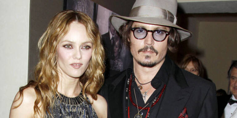So kämpften Depp & Paradis um ihre Liebe