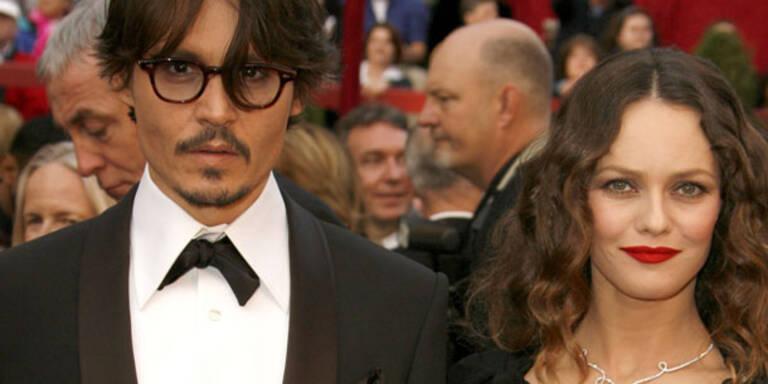 Johnny Depp: 125 Mio. für Vanessa Paradis?