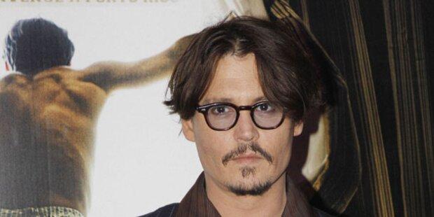 Depp will Beerdigung im Whisky-Fass