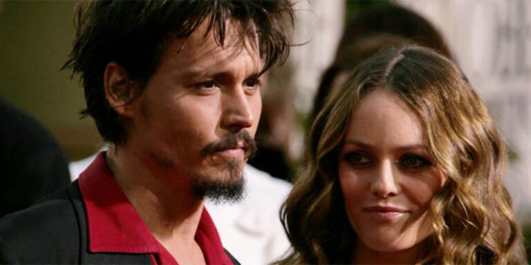 Depp: Gelangweilt von Vanessa Paradis?
