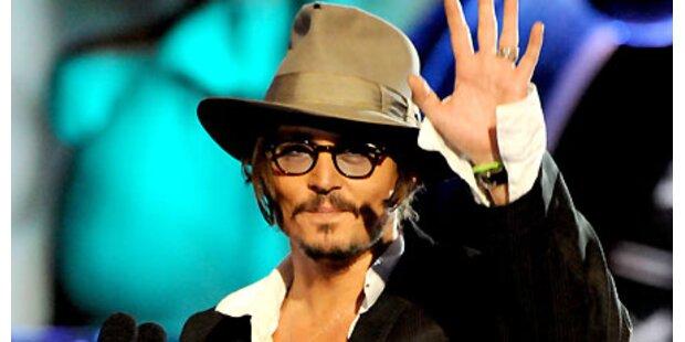 Depp - 21 Millionen für Piratenrolle