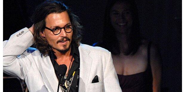 Johnny Depp feiert nach Genesung seiner Tochter