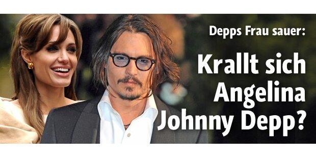 Stiehlt Jolie jetzt den nächsten Mann?
