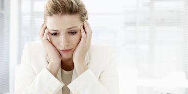 Jeder 5. fürchtet, psychisch zu erkranken
