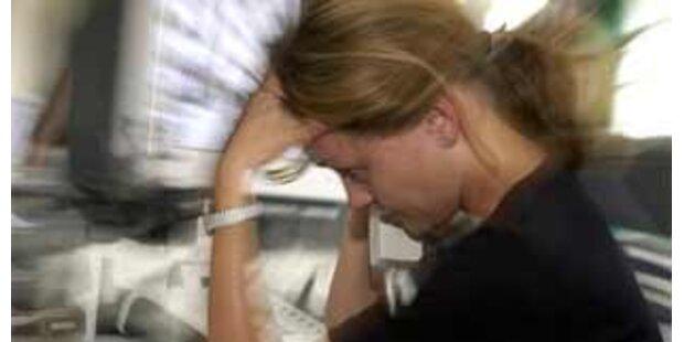 2 Mio Krankenstandtage wegen psychischer Probleme