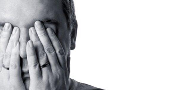 Männer haben Hormonschwankungen