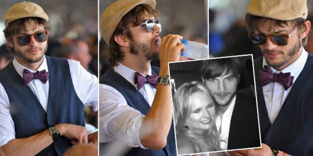 Kutcher & Lambert: Versöhnung beim Derby