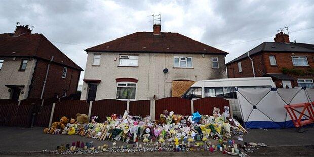 Eltern nach Tod von 6 Kindern verhaftet