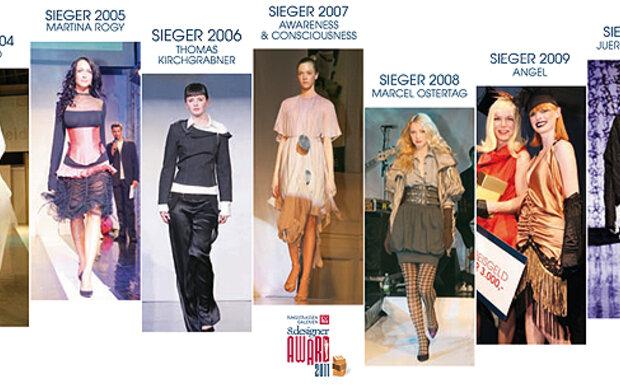 Wer bekommt den Designer Award 2011?