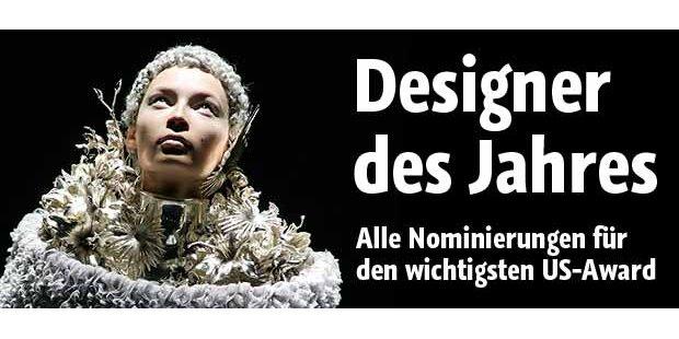 Designer of the Year-Nominierte enthüllt