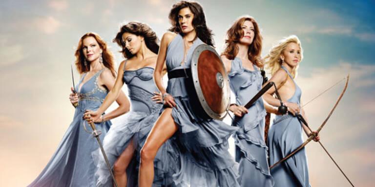 Die neuen Desperate Housewives starten durch.