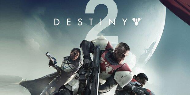 Top-Game Destiny 2 offiziell angekündigt
