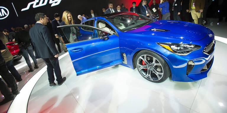 Highlights der Detroit Auto Show 2017