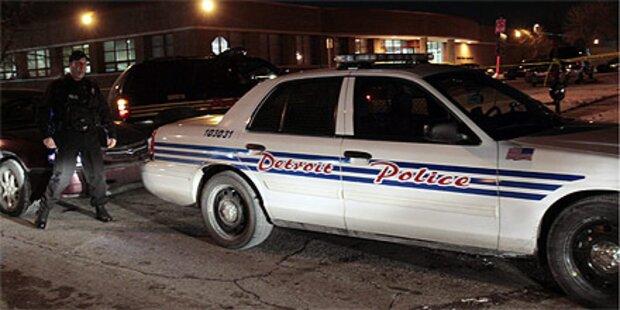 Polizeistation mit Pumpgun überfallen
