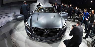 Hohe Erwartungen an Autoshow Detroit