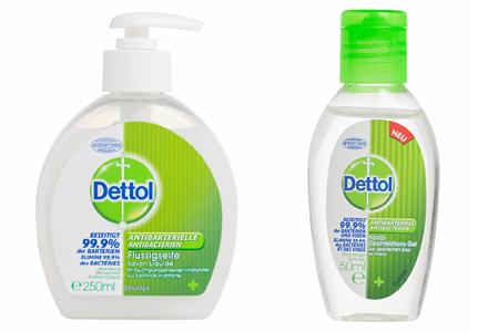 Hygiene Tipp Reckitt Beckiser – Dettol
