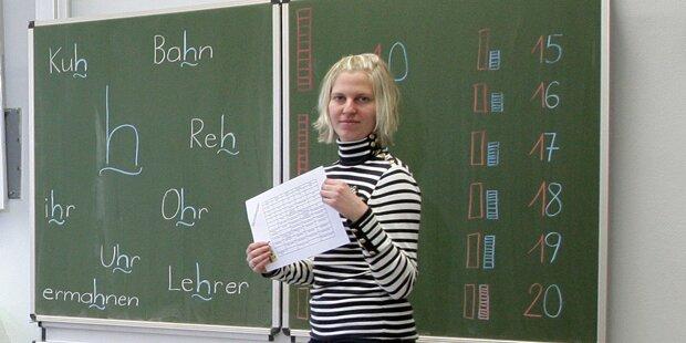 Berlin will Österreich die Lehrer klauen