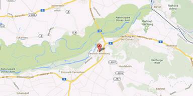 Wo ist Bad Deutsch-Altenburg?