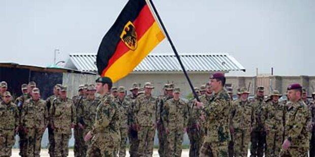 Kritik an Ausrüstung deutscher Soldaten