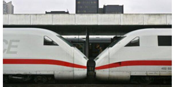 Deutsche Bahn wird bis Jahresende teilprivatisiert